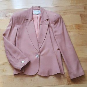 "VINTAGE DIOR ""THE SUIT"" BLAZER & SKIRT"